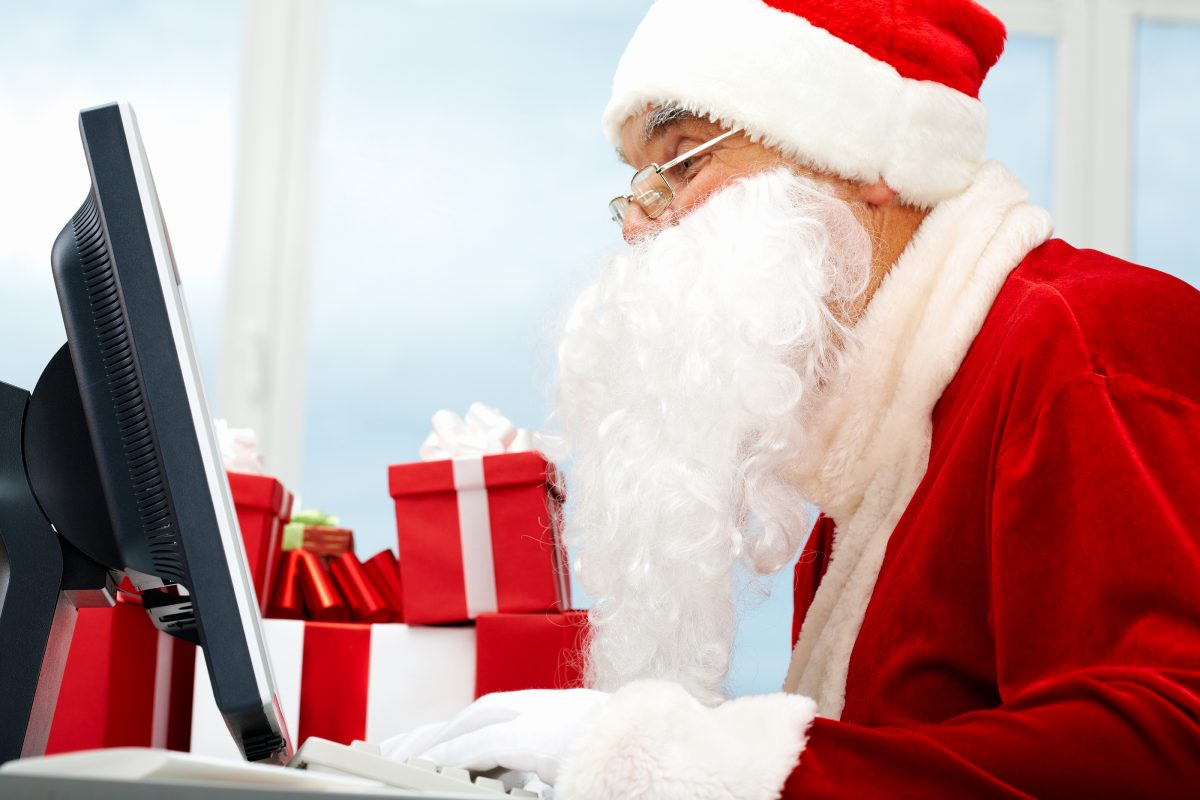 Christmas Shopping – has the race officially started?